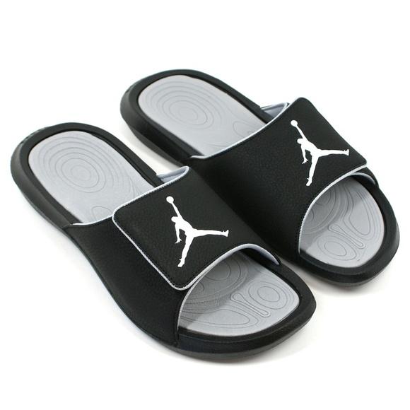 the best attitude b81b3 5bff5 Nike Jordan Hydro 6 - Black White NWT